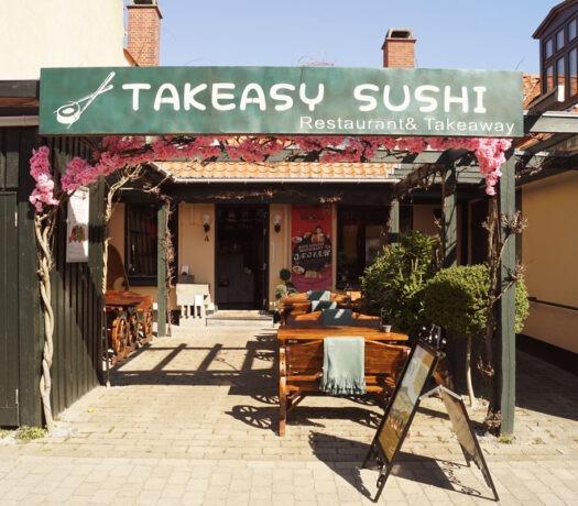 Takeasy Sushi restauranten