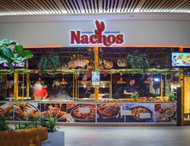 Nachos Restaurant Website