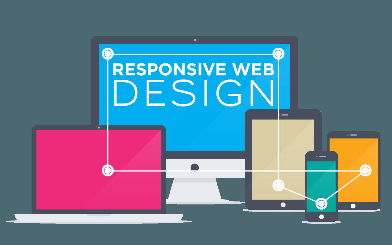 EK Design - responsiv hjemmeside