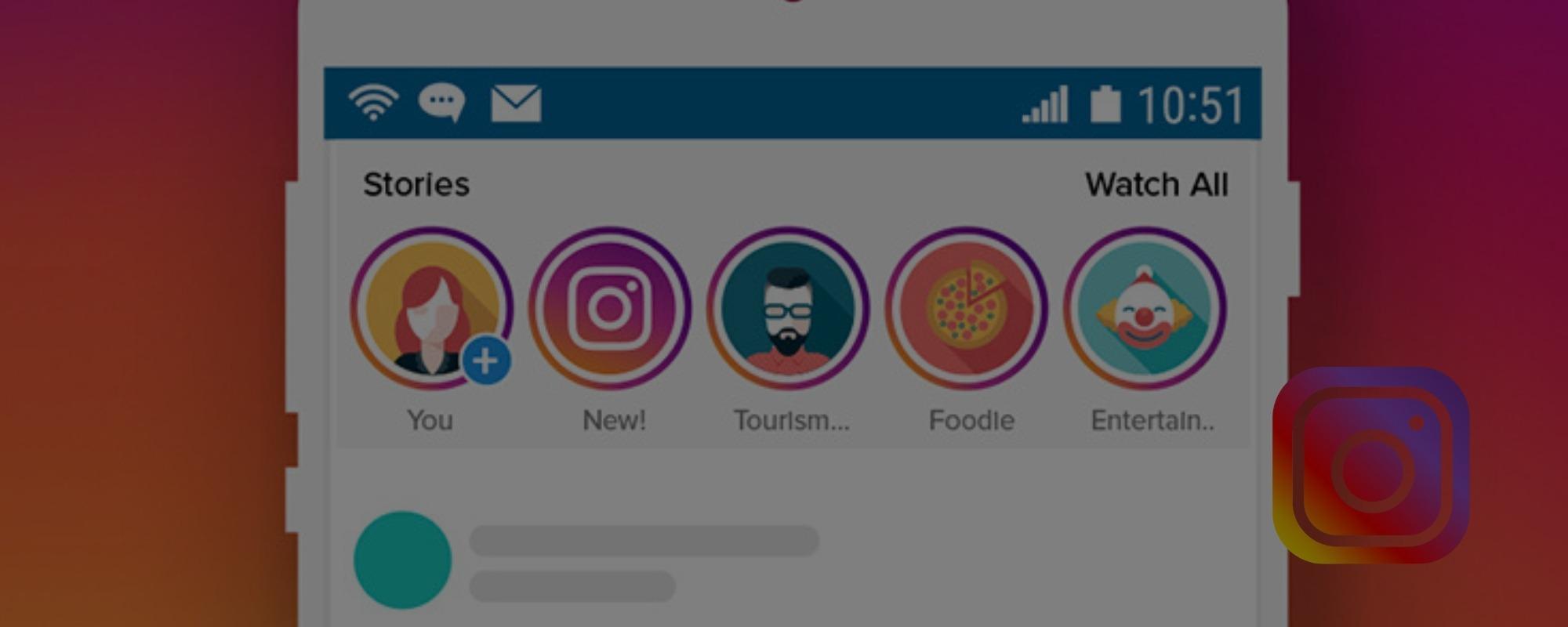 Instagram annonceformater