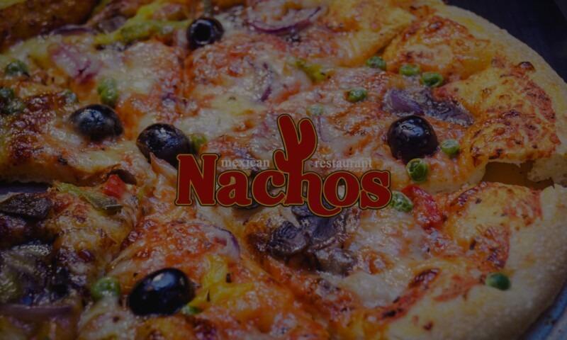 Nachos Restaurant EK Design