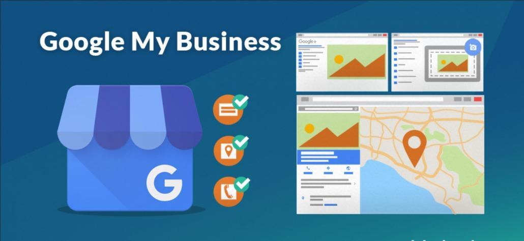 Google My Business til virksomheder - EK Design