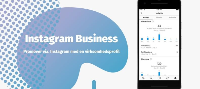 Instagram Business - EK Design
